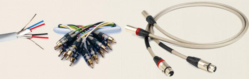 kablar som behövs för att ansluta subs och amp