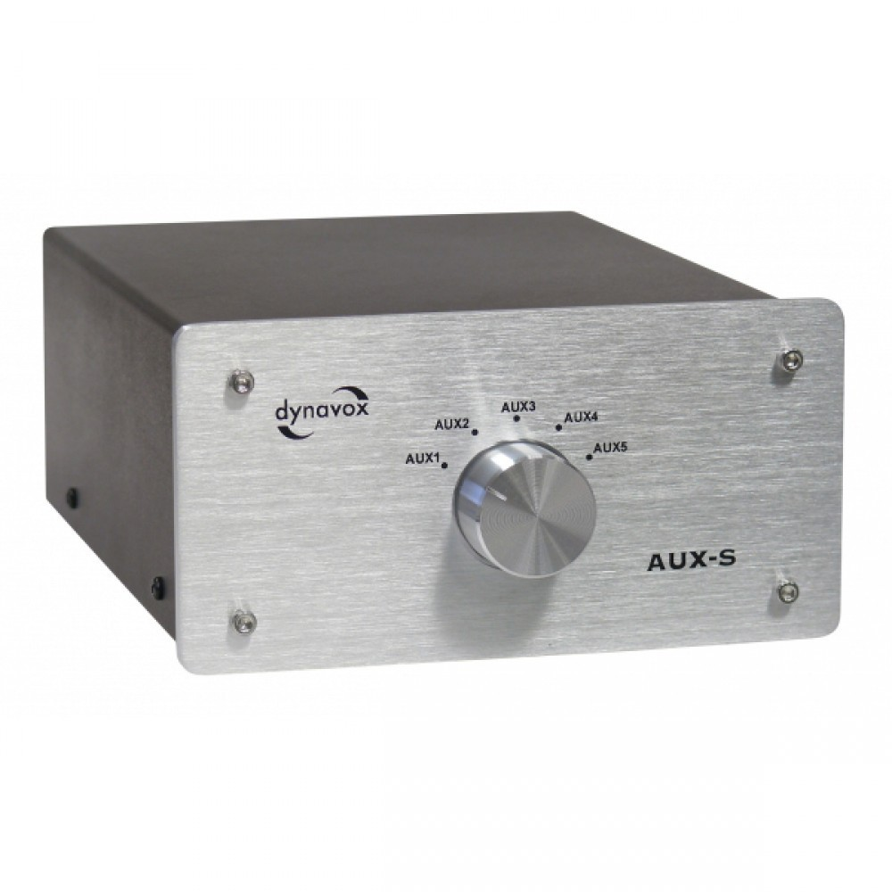 Dynavox AUX-S Silver