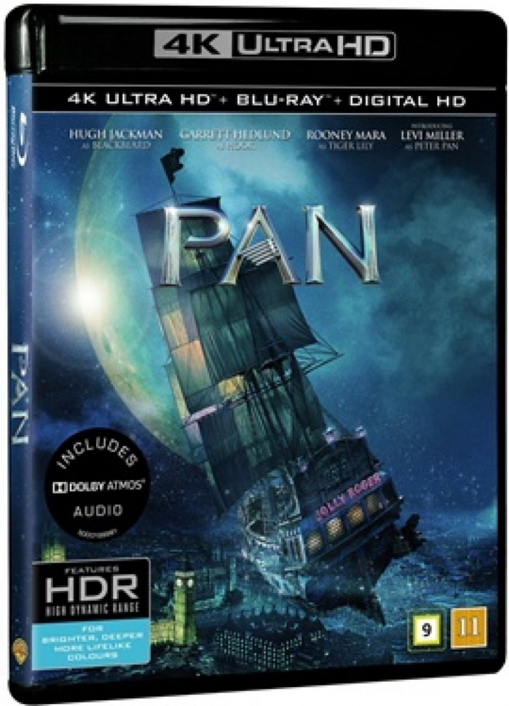 Pan (4k) (UHD)