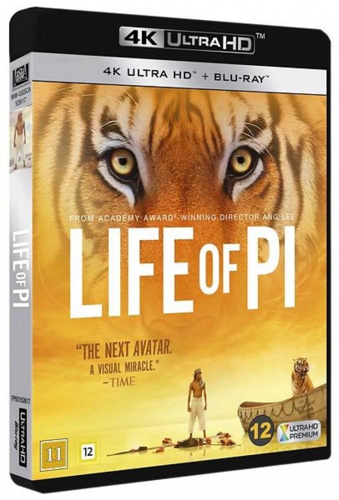 Life of Pi (4k) (UHD)