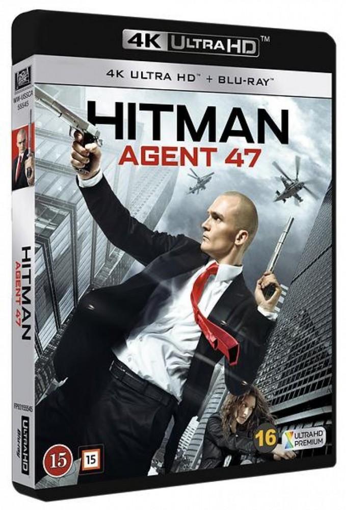 Hitman: Agent 47 (4k) (UHD)