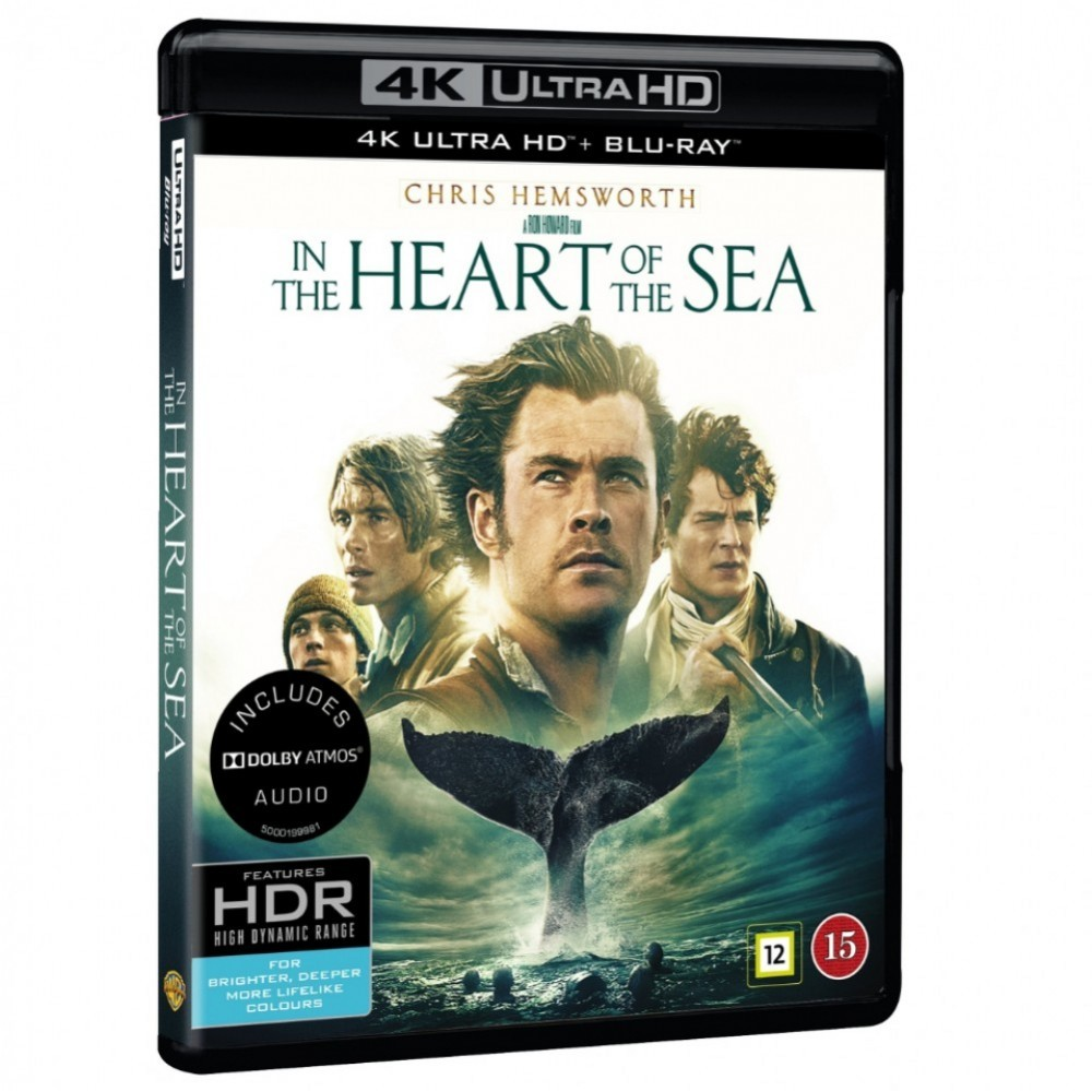 In the heart of the sea (4k) (UHD)