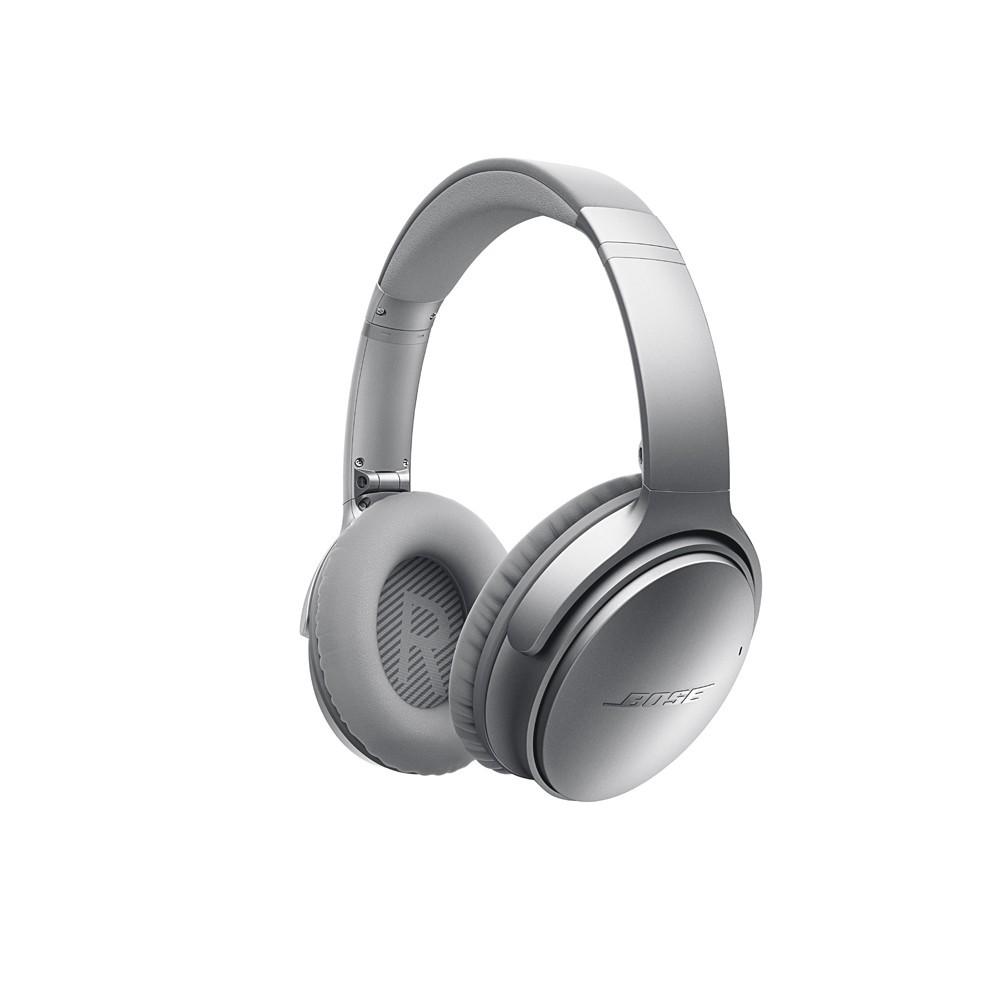 Bose QuietComfort 35 wireless headphones Silver