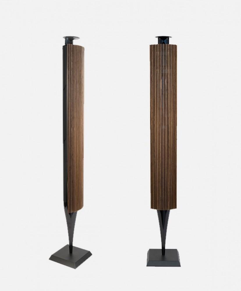 bang olufsen beolab 18 svart tele h radio tv. Black Bedroom Furniture Sets. Home Design Ideas