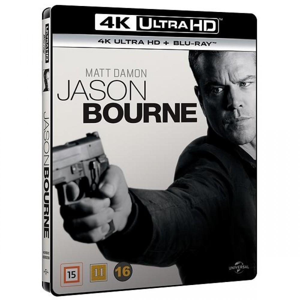 Jason Bourne (4k) (UHD)