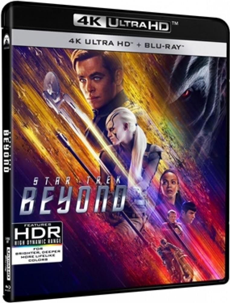 Star Trek Beyond (4k) (UHD) (2-disc)