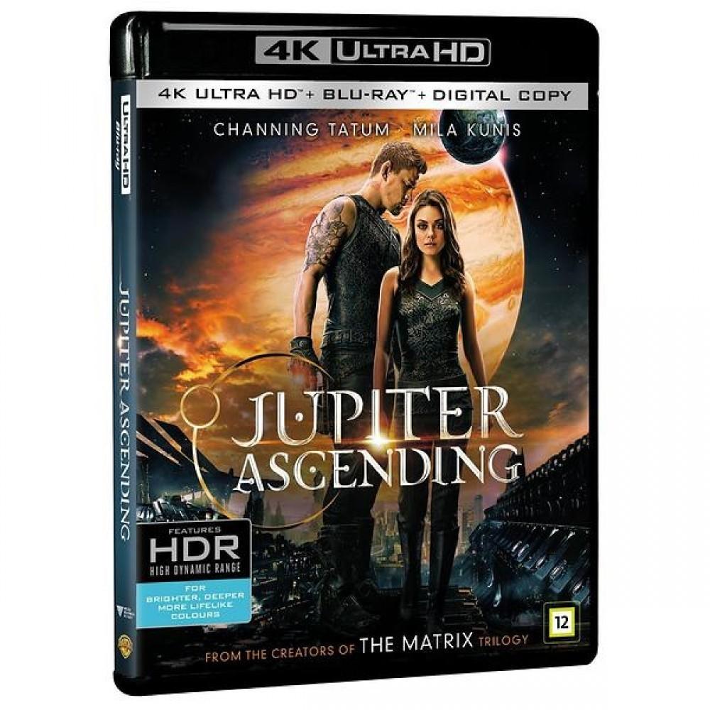 Jupiter ascending (4k) (UHD)