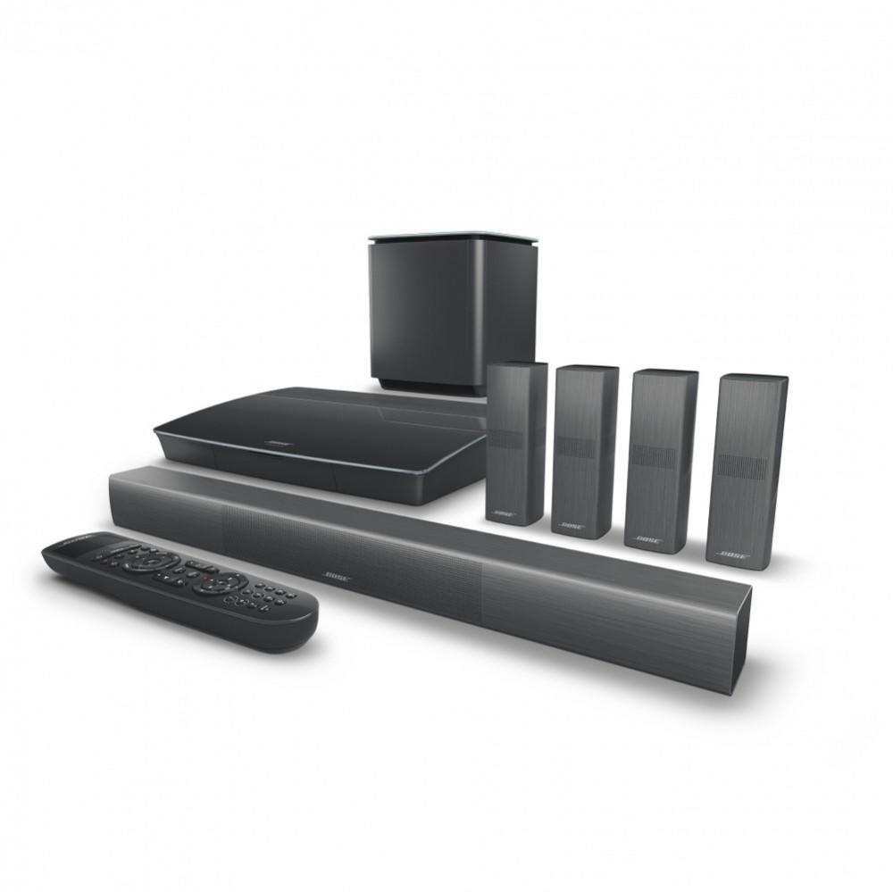 Bose Lifestyle 650 underhållningssystem Svart