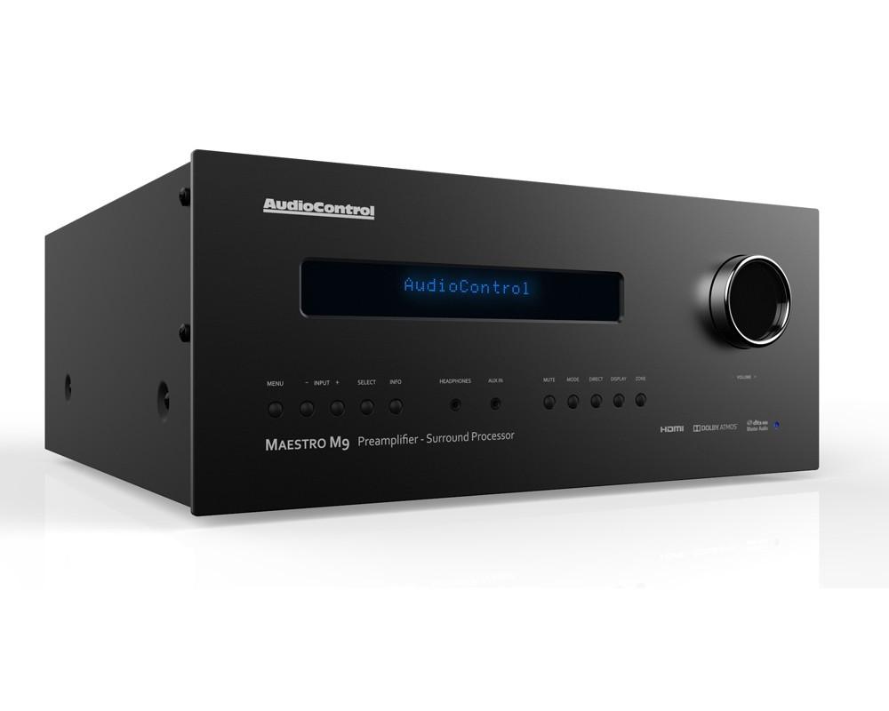 AudioControl Maestro M9