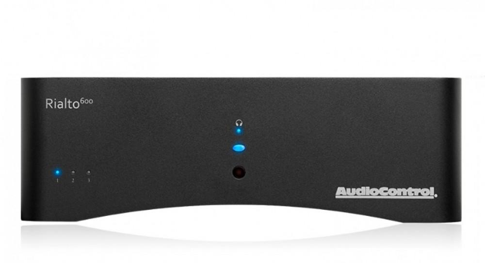 AudioControl Rialto 600 Svart