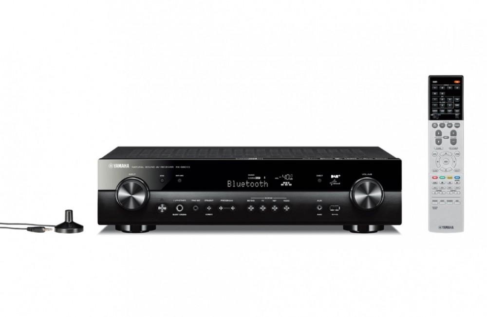 Yamaha RX-S601D - Tele-Hå Radio TV 8613fa3d4b44d