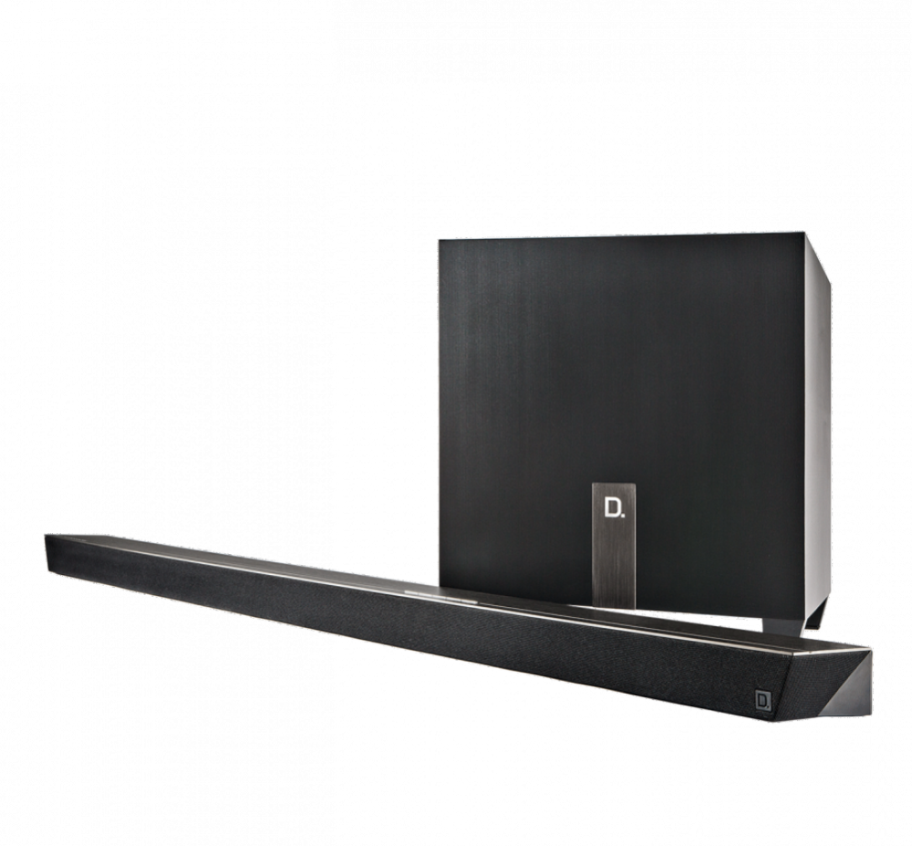 Definitive Technology W Studio Micro Soundbar