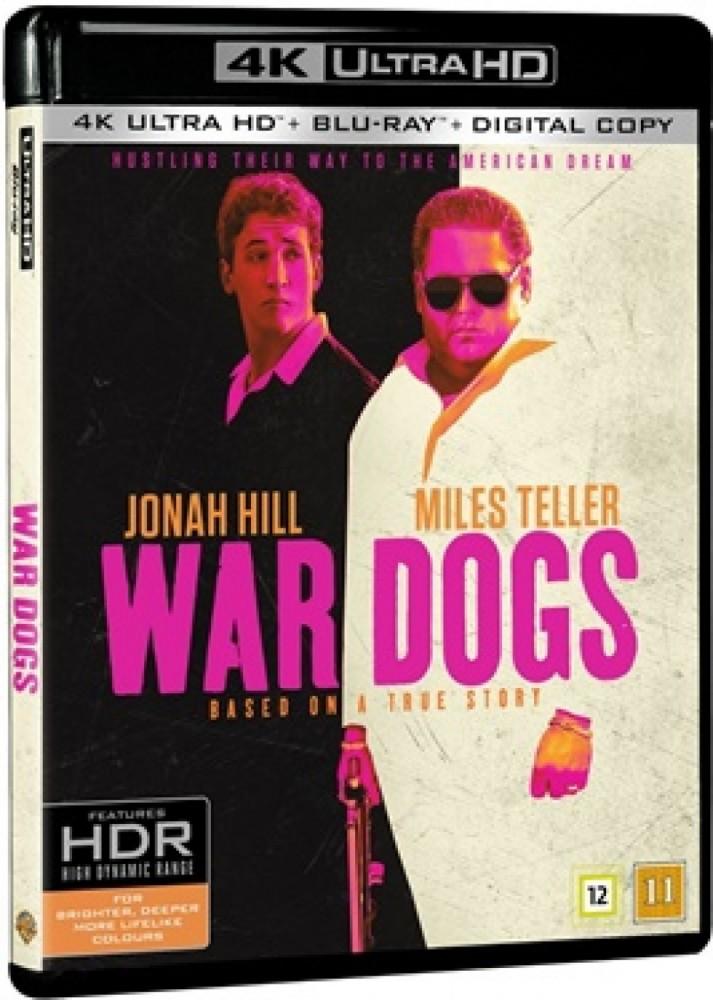 War dogs (4k) (UHD)