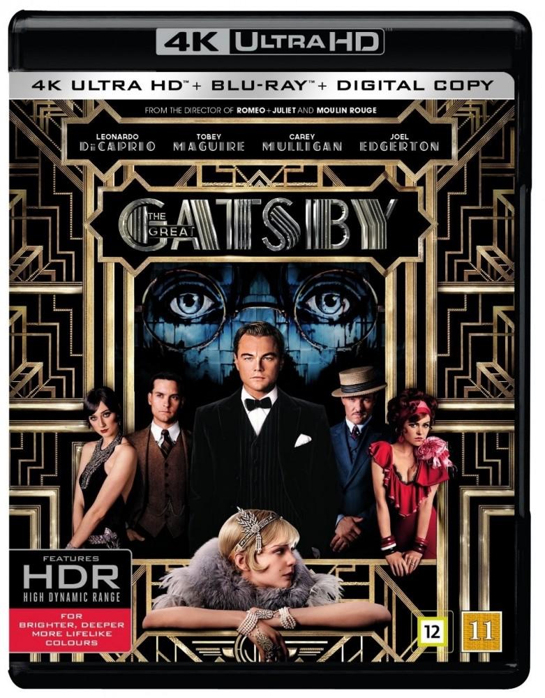 The Great Gatsby (4k) (UHD)