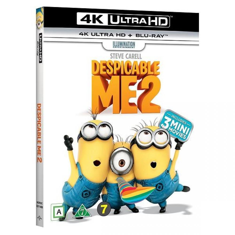 Despicable Me 2 (4k) (UHD)