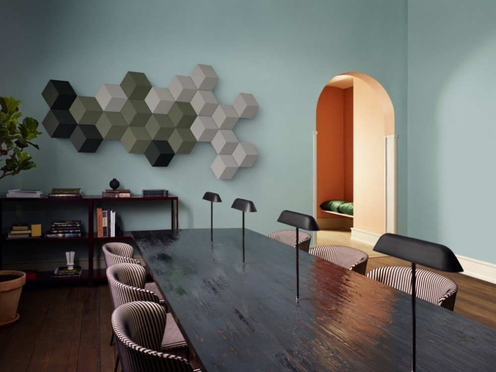 Bang & Olufsen BeoSound Shape, Amplifier