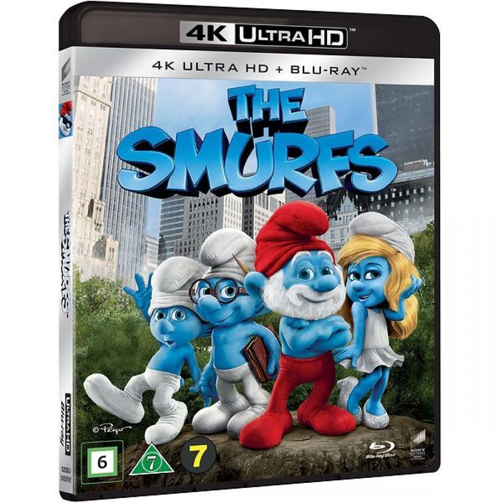 The Smurfs (4k) (UHD)