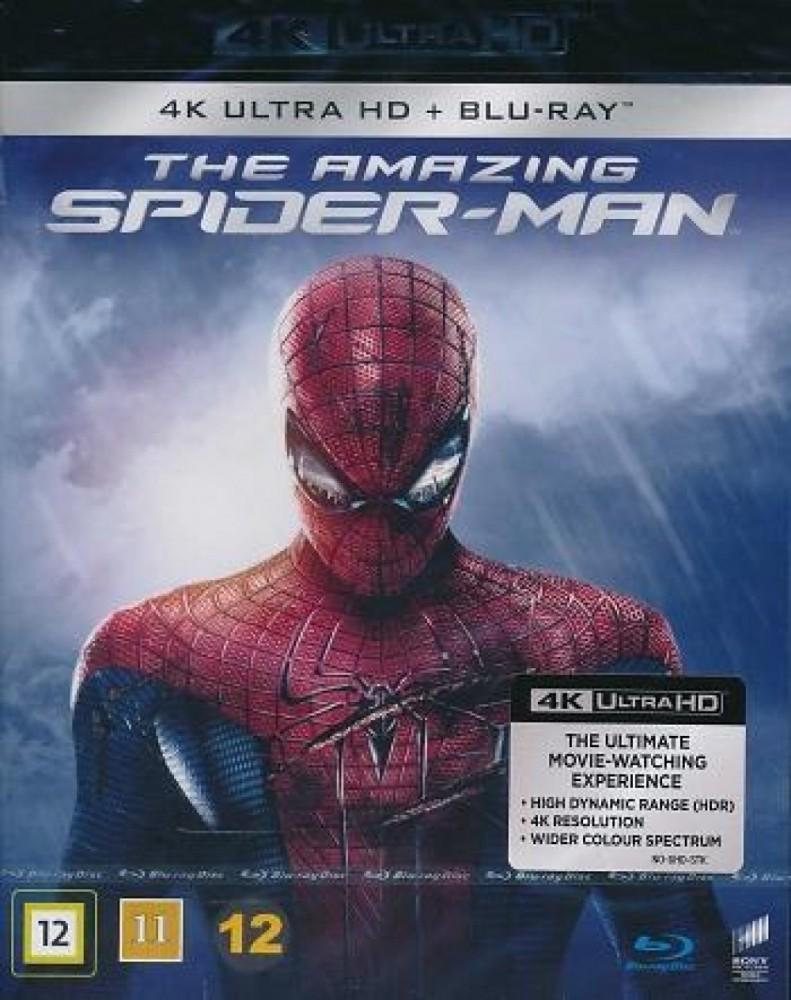 The Amazing Spider-Man (4k) (UHD)