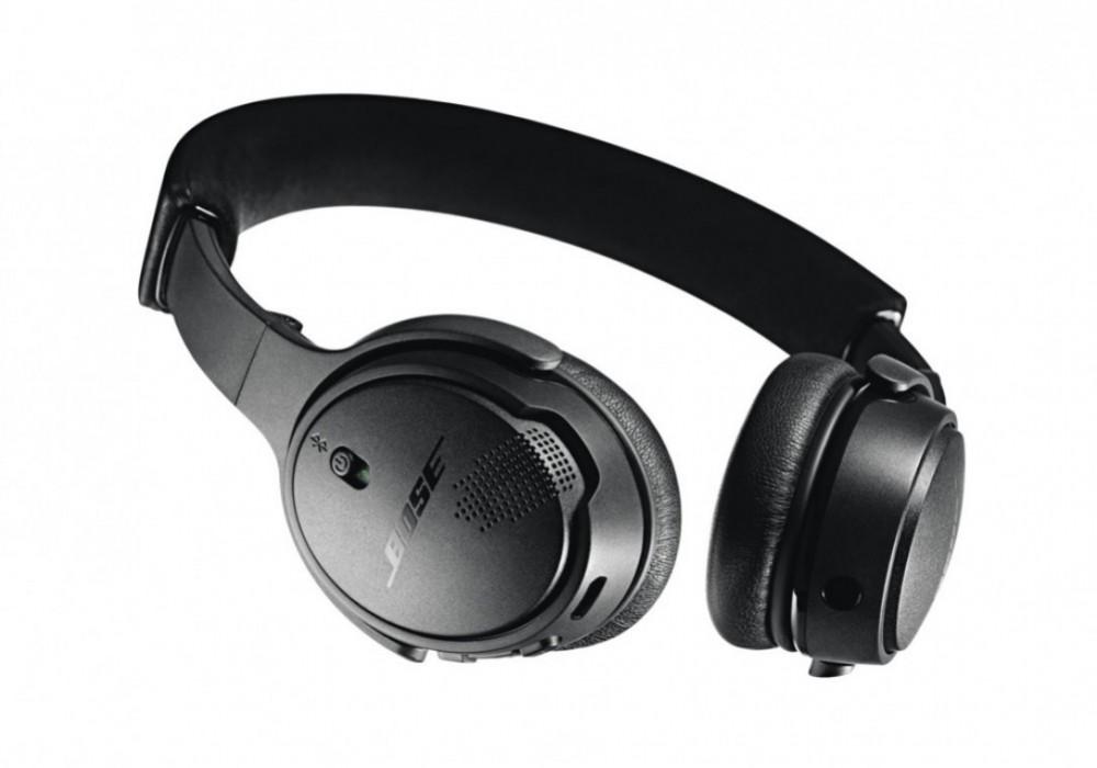Bose trådlösa on-ear-hörlurar
