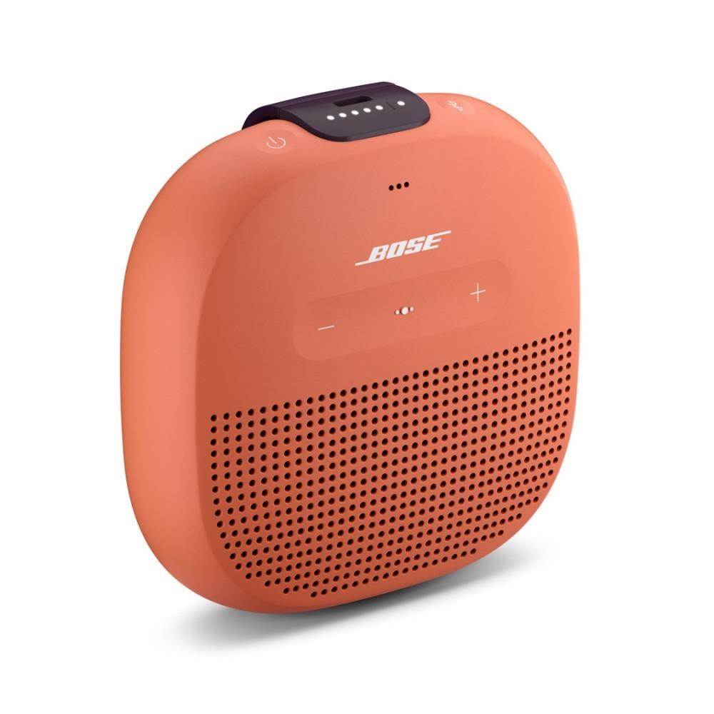 Bose SoundLink Micro Bluetooth-högtalare  Bright Orange