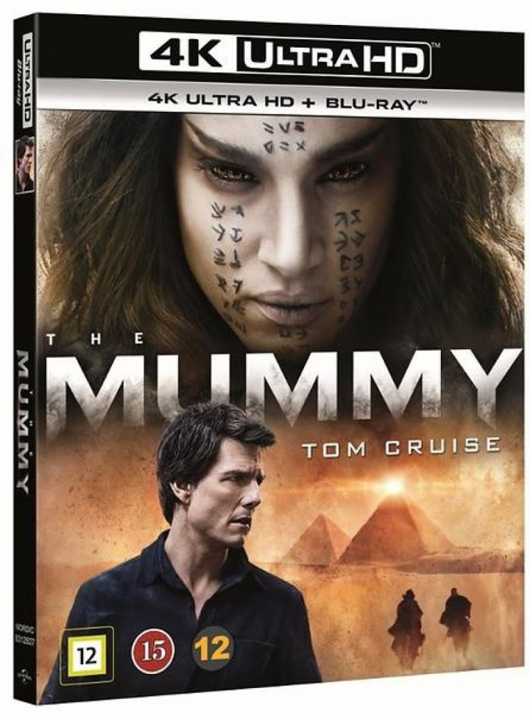The Mummy (2017) (4k) (UHD)