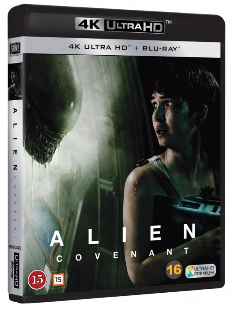 Alien: Covenant (4k) (UHD)