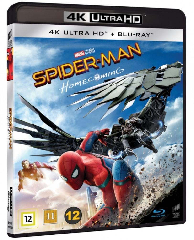 Spider-Man: Homecoming (4k) (UHD)