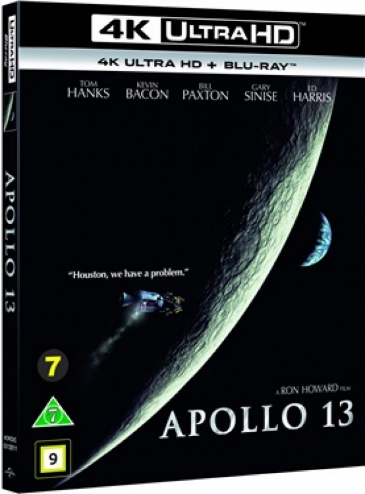 Apollo 13 (4k) (UHD)