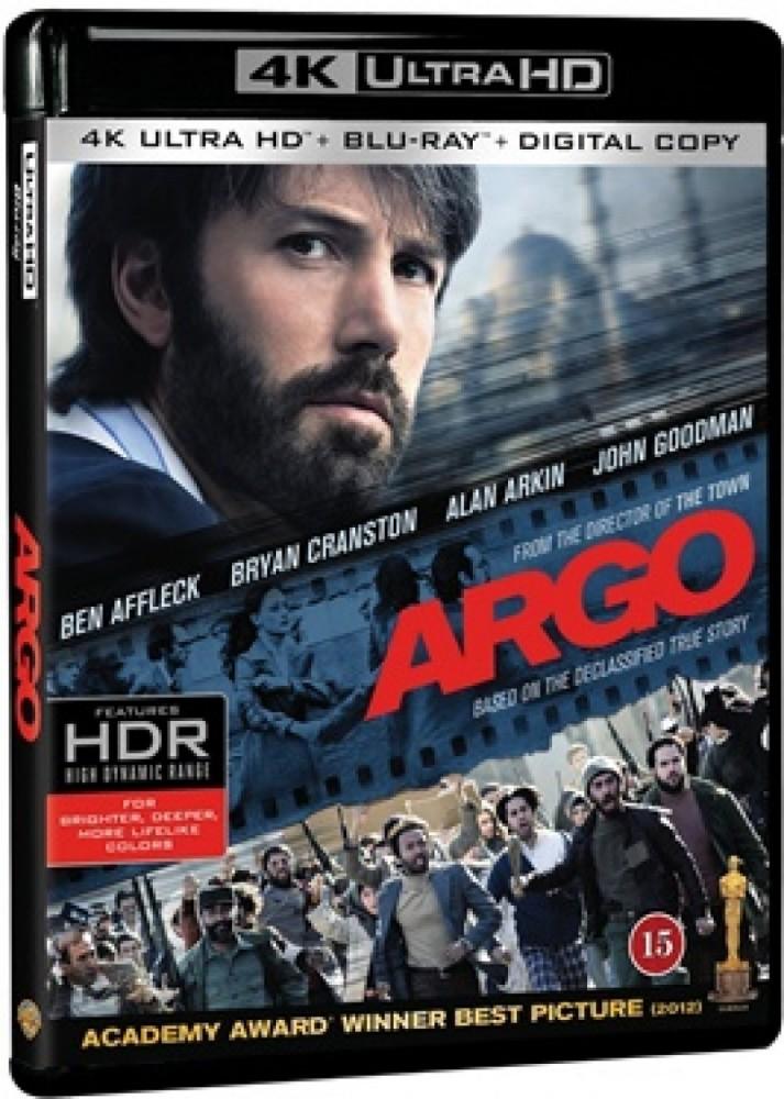 Argo (4k) (UHD)