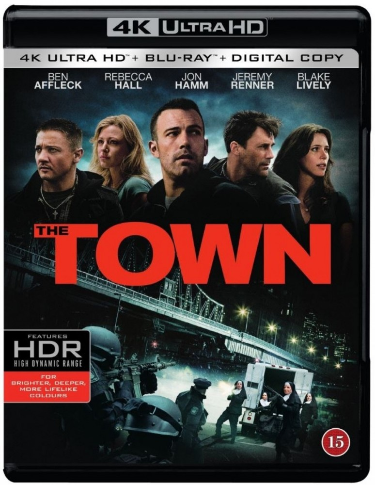 The Town (4k) (UHD)