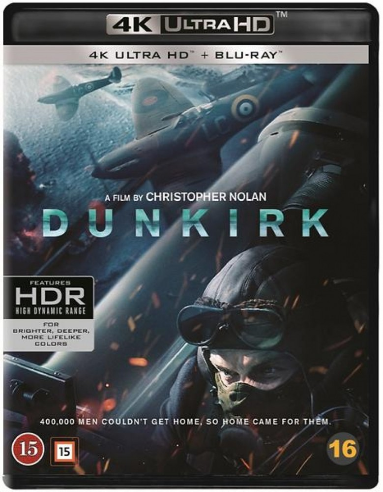 Dunkirk (4k) (UHD)