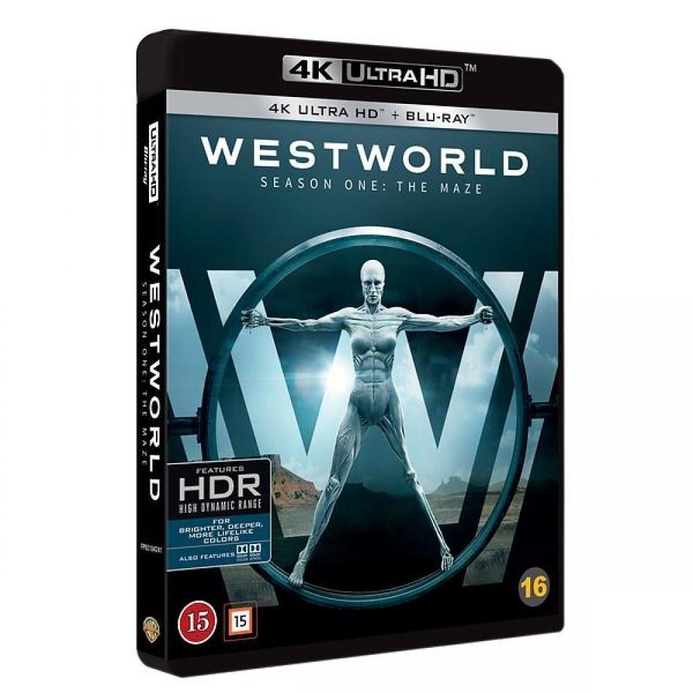 Westworld Säsong 1 (4k) (UHD)