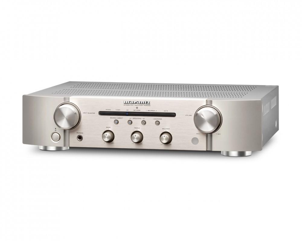 Marantz PM5005 Silver-Guld