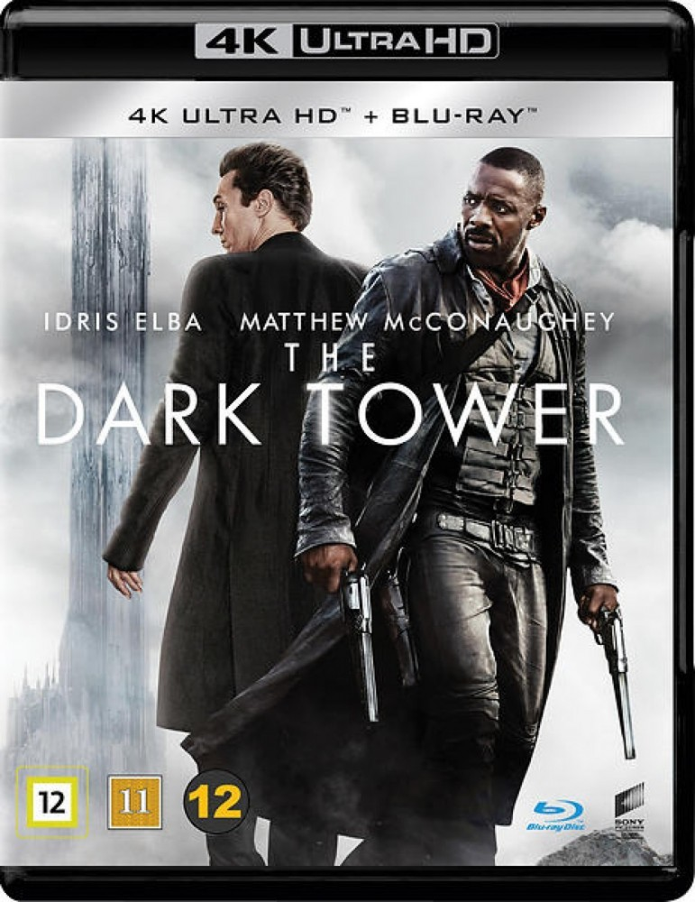 The Dark Tower (4k) (UHD)