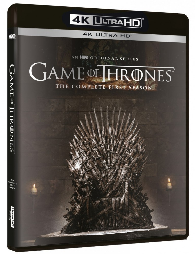 Game of Thrones S1 (4k) (UHD)