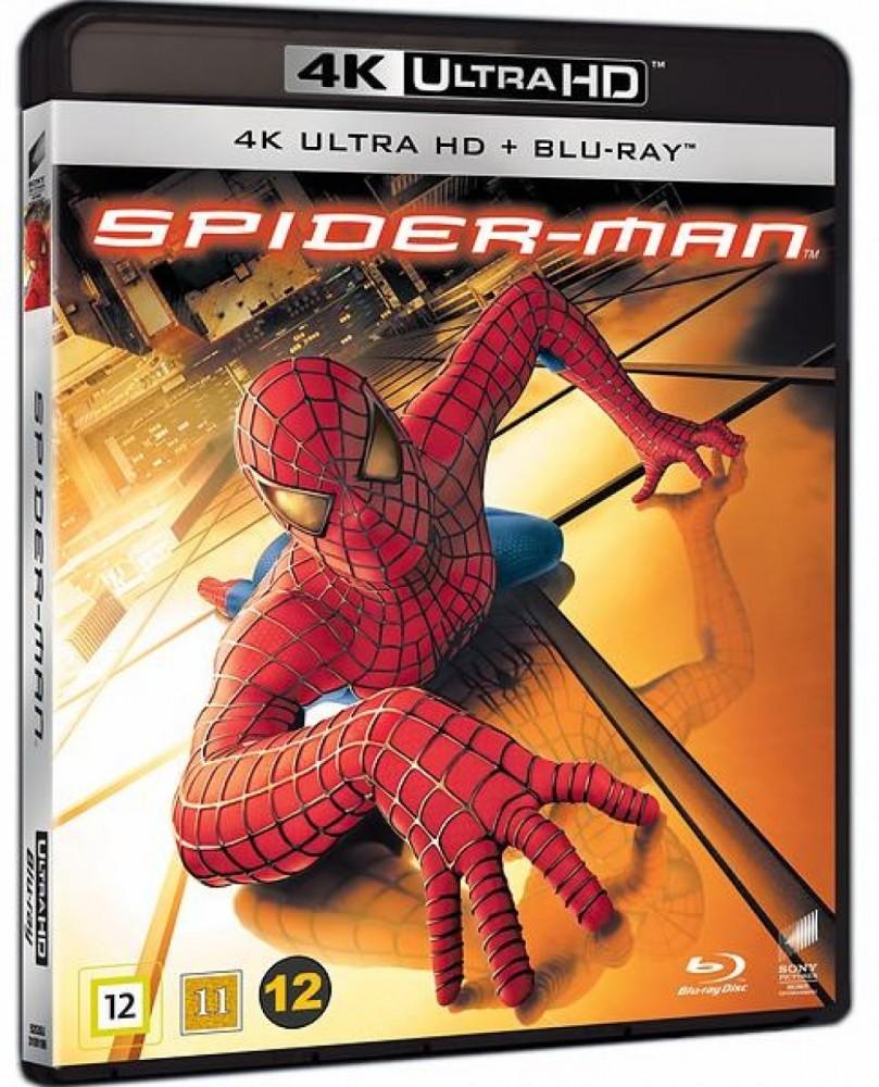 Spider-Man (4k) (UHD)
