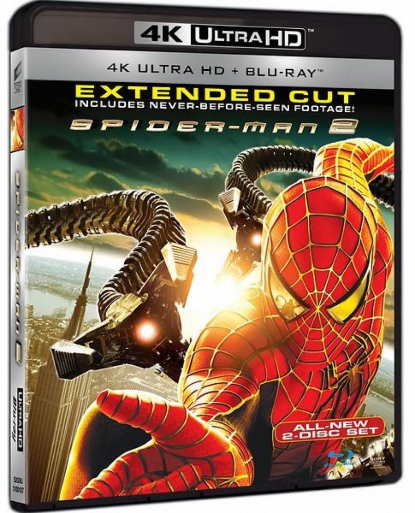 Spider-Man 2 (4k) (UHD)