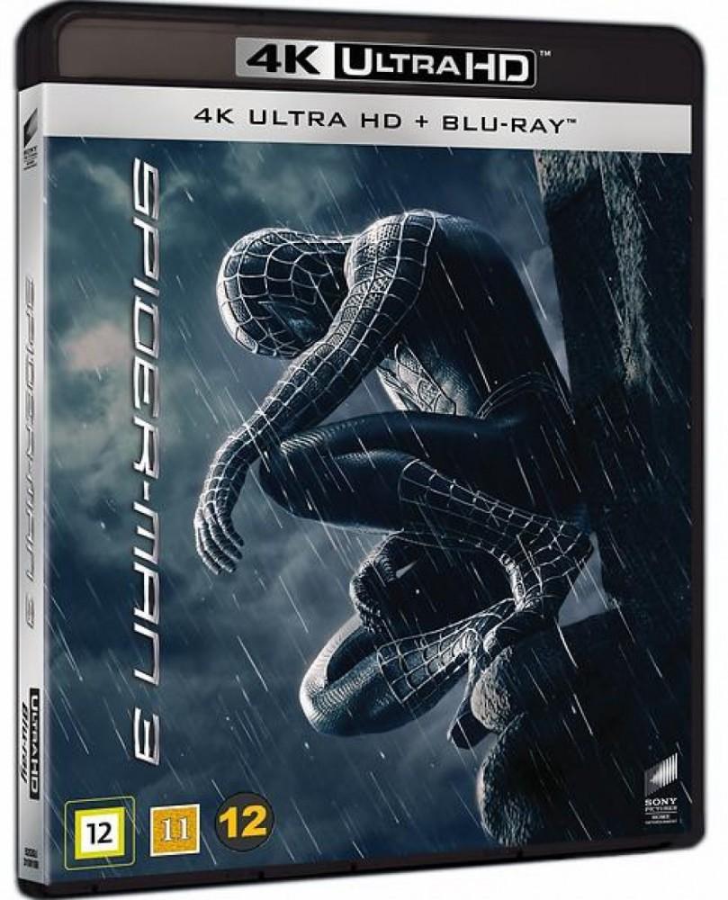 Spider-Man 3 (4k) (UHD)
