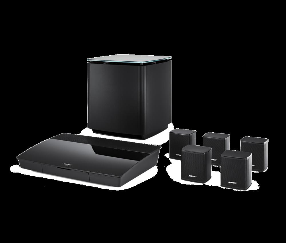 Bose Lifestyle 550 underhållningssystem