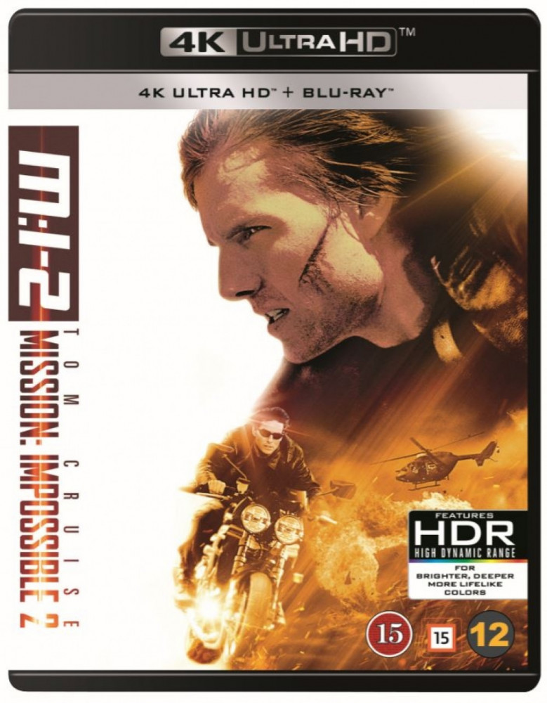 Mission: Impossible 2 (4k) (UHD)