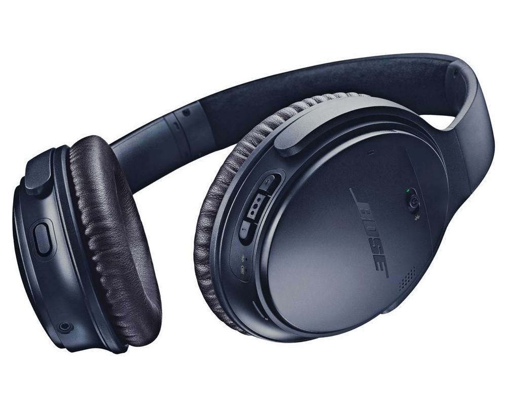 Bose QuietComfort 35 II trådlösa hörlurar Limited Edition Triple Midnight