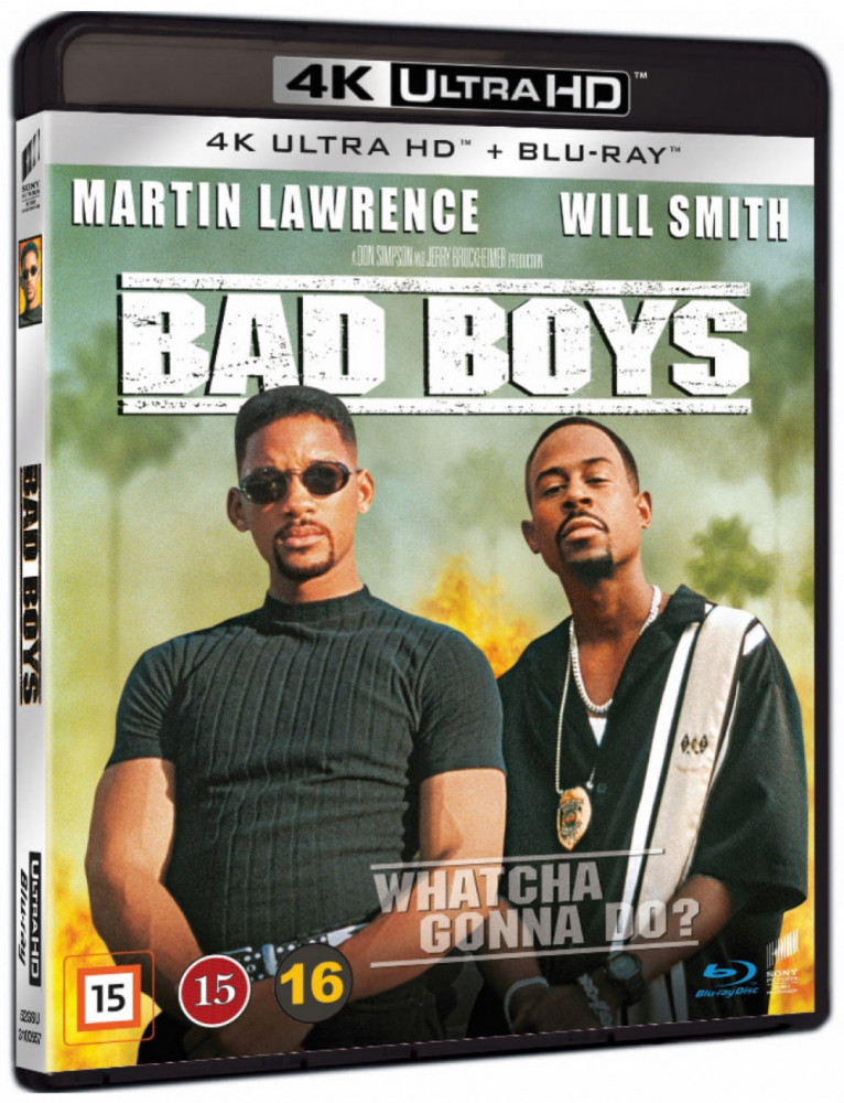 Bad Boys (4k) (UHD)