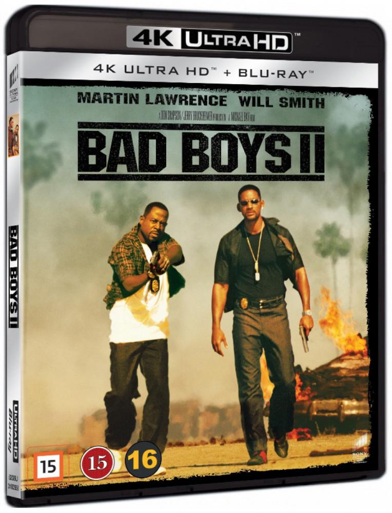 Bad Boys II (4k) (UHD)