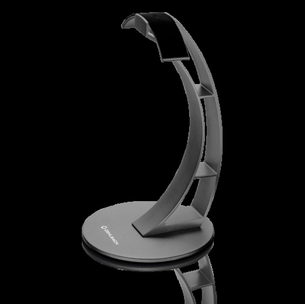 Oehlbach Alu Style Hörlursställ Mattsvart