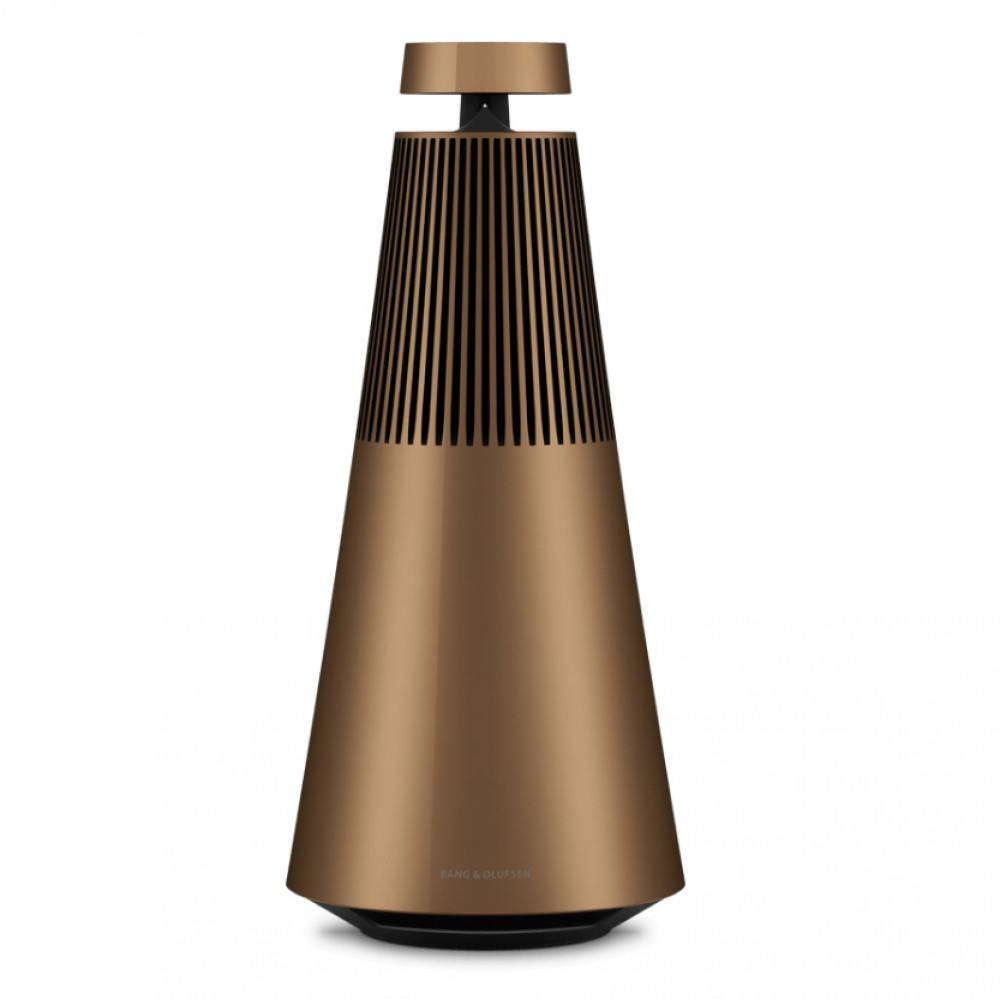 Bang & Olufsen Beosound 2 (2nd Gen) med Google Voice Assistant Bronze Tone