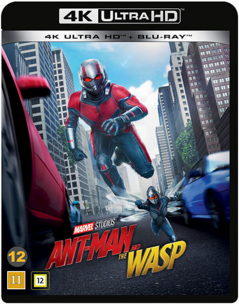 Ant-Man And The Wasp (4k) (UHD)