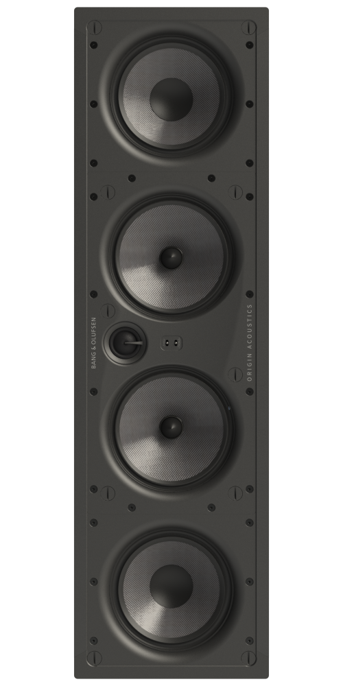 Bang & Olufsen x Origin Acoustics Palatial BOP THTR66, 3way, 4x6,5