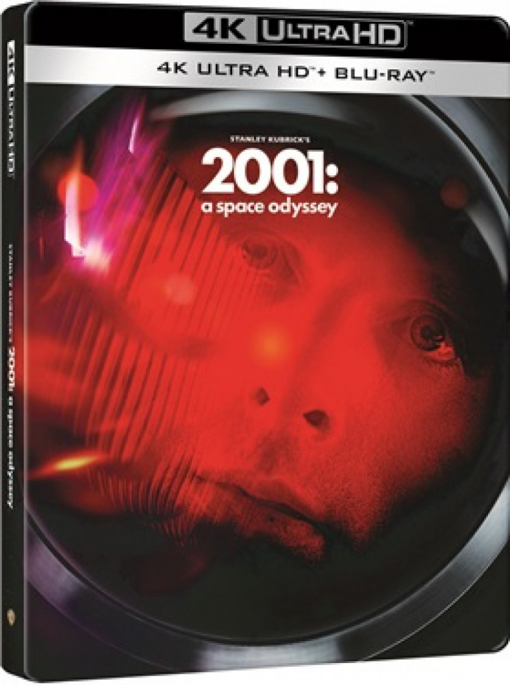 2001: A Space Odyssey (4k) (UHD)