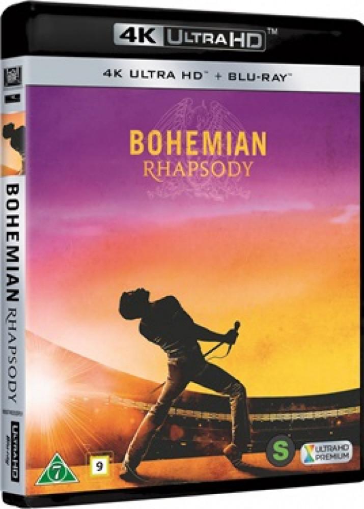 Bohemian Rhapsody (4k) (UHD)