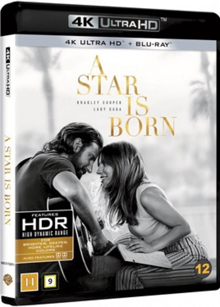 A Star is born (4k) (UHD)